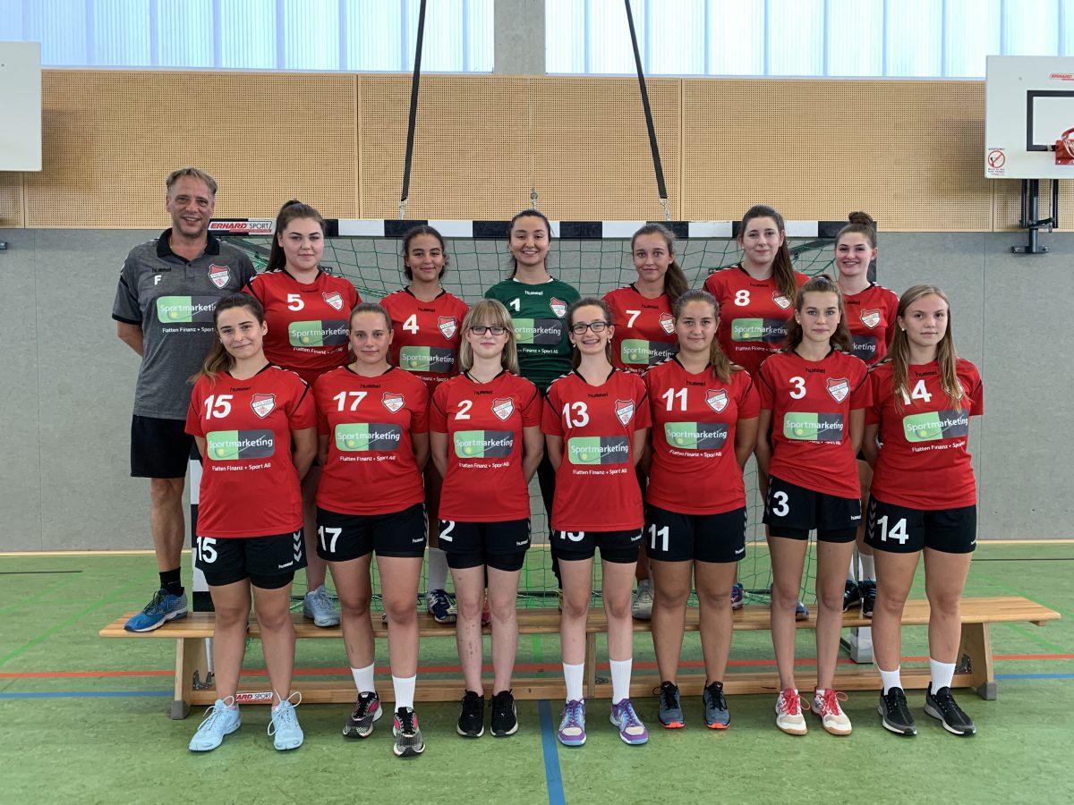Weibliche A-Jugend verliert leider letztes Heimspiel in 2019